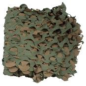 FILET DE CAMOUFLAGE CAMOSYSTEMS 6M. X 2,40M.